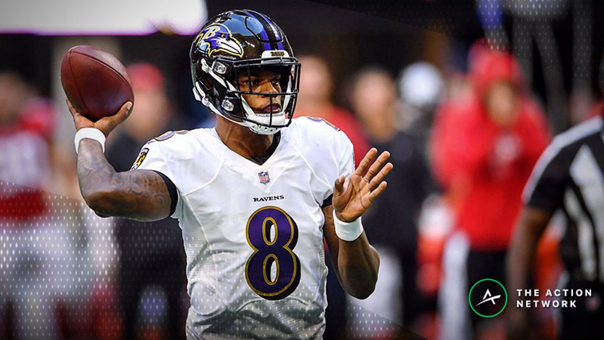 Ravens-Chiefs Betting Preview: NFL's Best Offense vs. Best Defense … What's the Right Bet? article feature image