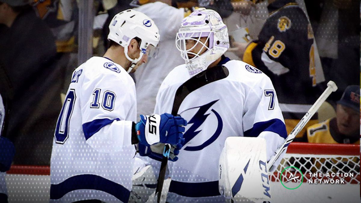Rangers-Lightning Betting Preview: The Bolts Are Expected to Roll article feature image