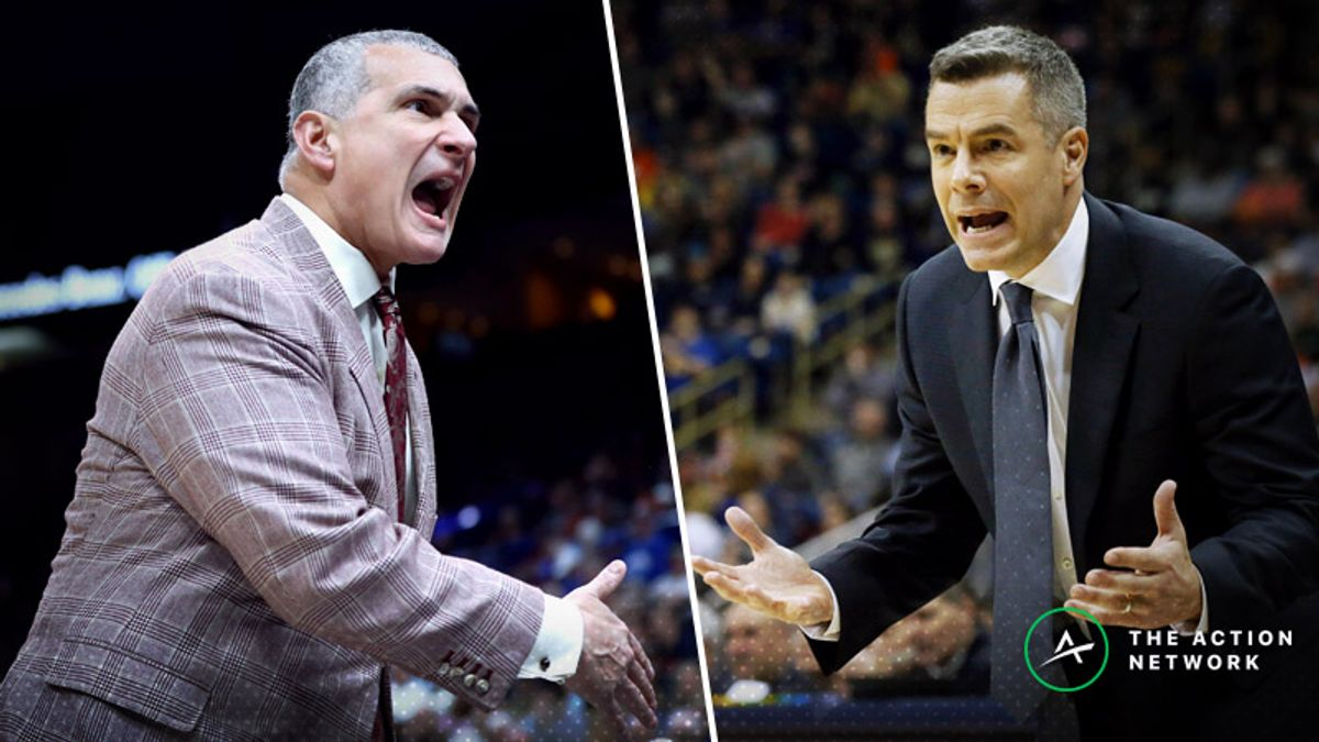 CBB Sharp Report: Pros Betting Virginia-South Carolina, Two Other Wednesday Games article feature image