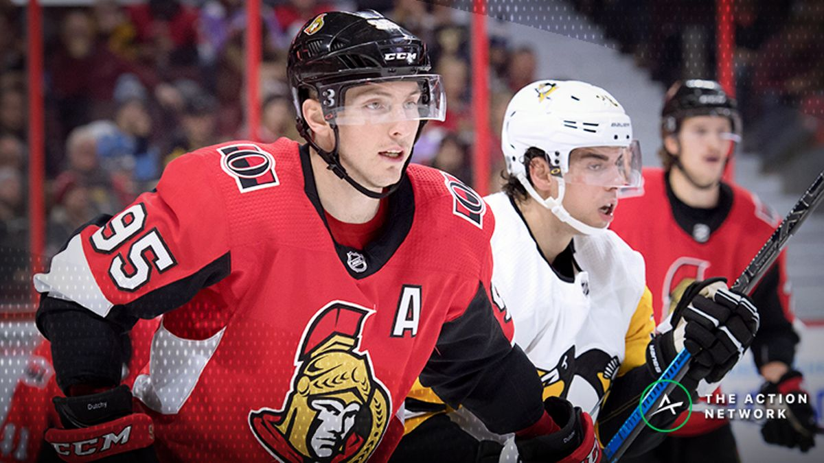 Senators-Canadiens Betting Odds, Preview: When Will Ottawa's Luck Run Out? article feature image