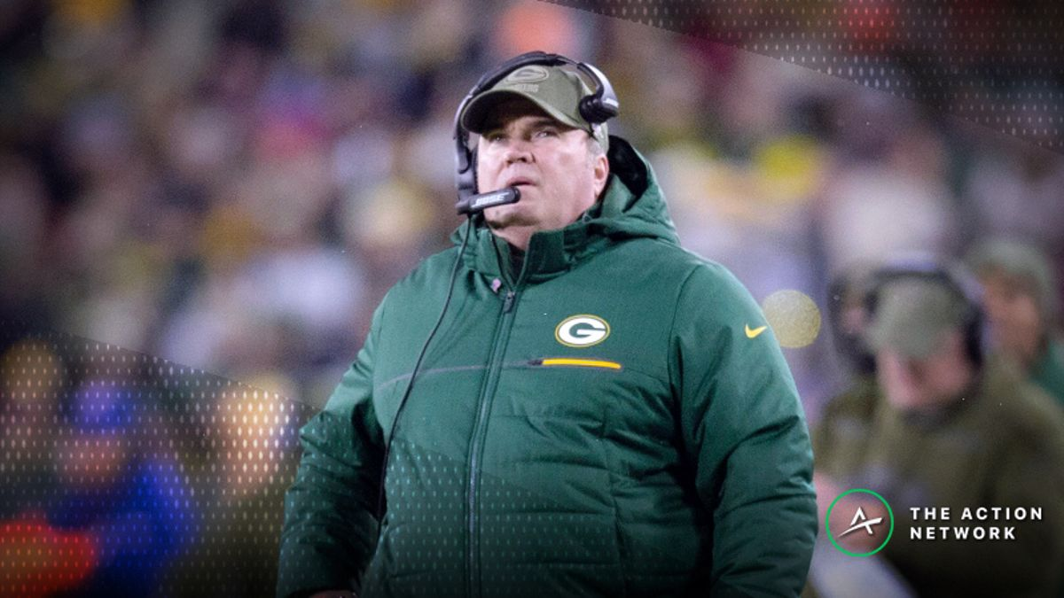 What Should Bettors Expect from Packers after Firing Mike McCarthy? article feature image