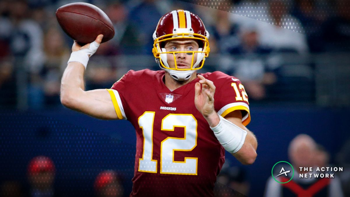 MNF Sharp Report: How Pros Are Betting Redskins-Eagles article feature image