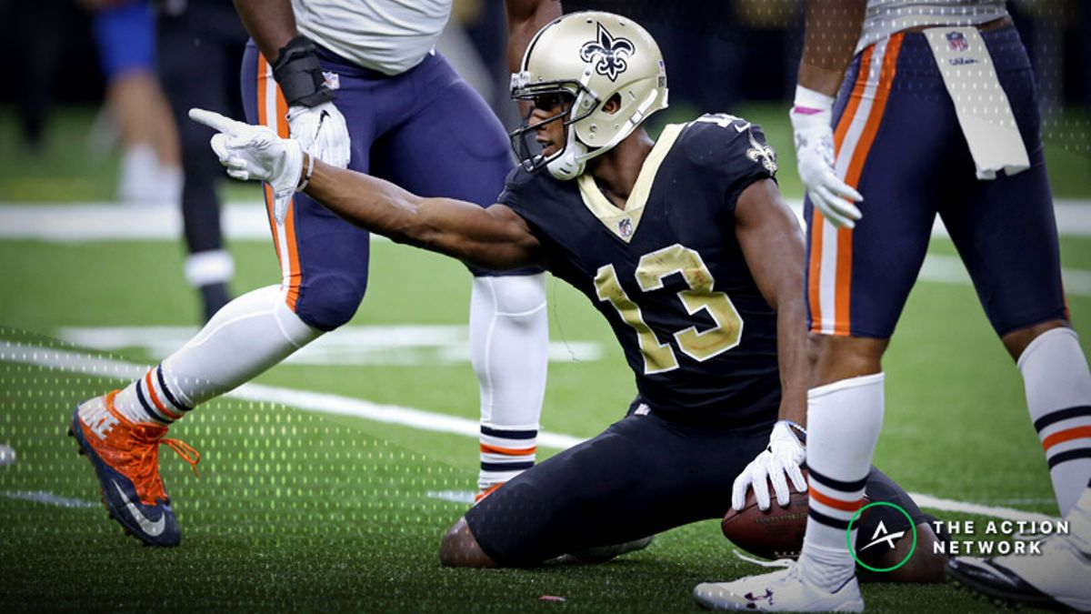 Best Week 16 Prop Bets: Michael Thomas Should Own the Superdome, More article feature image