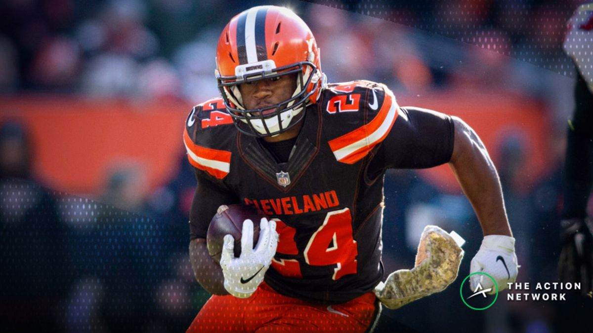 How Sharps Are Betting Saturday Night's Browns-Broncos Matchup article feature image
