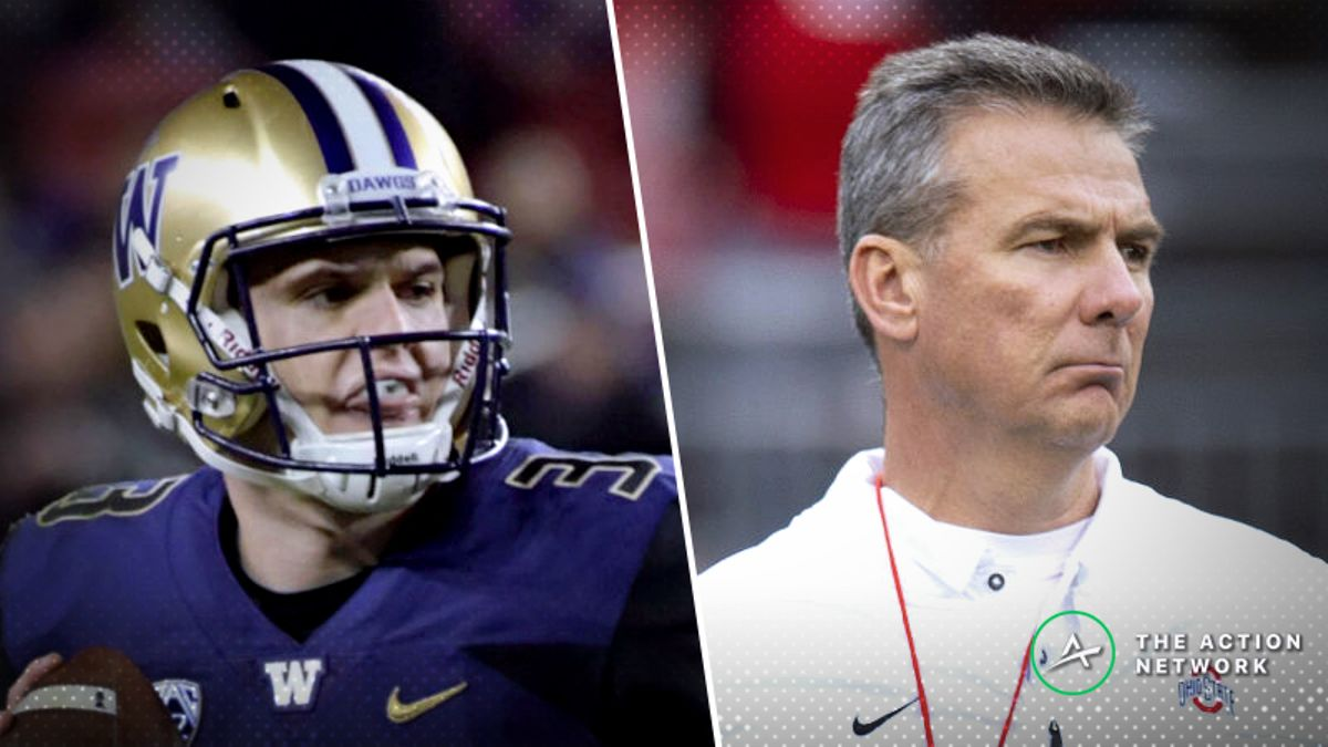 Ohio State-Washington Betting Guide: Urban Meyer's Rose Bowl Swan Song article feature image