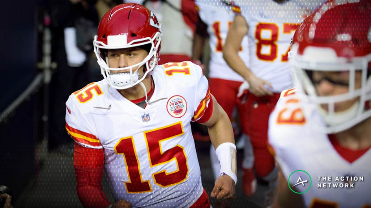 Week 17 NFL Matchup Manifesto: Patrick Mahomes, C.J. Anderson Poised for End-of-Season Success article feature image