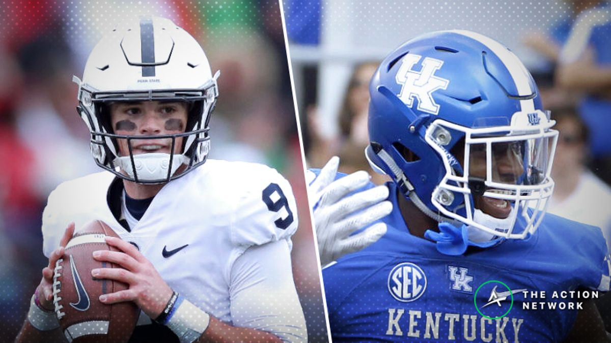 Penn State-Kentucky Betting Guide: Points At a Premium in 2019 Citrus Bowl article feature image