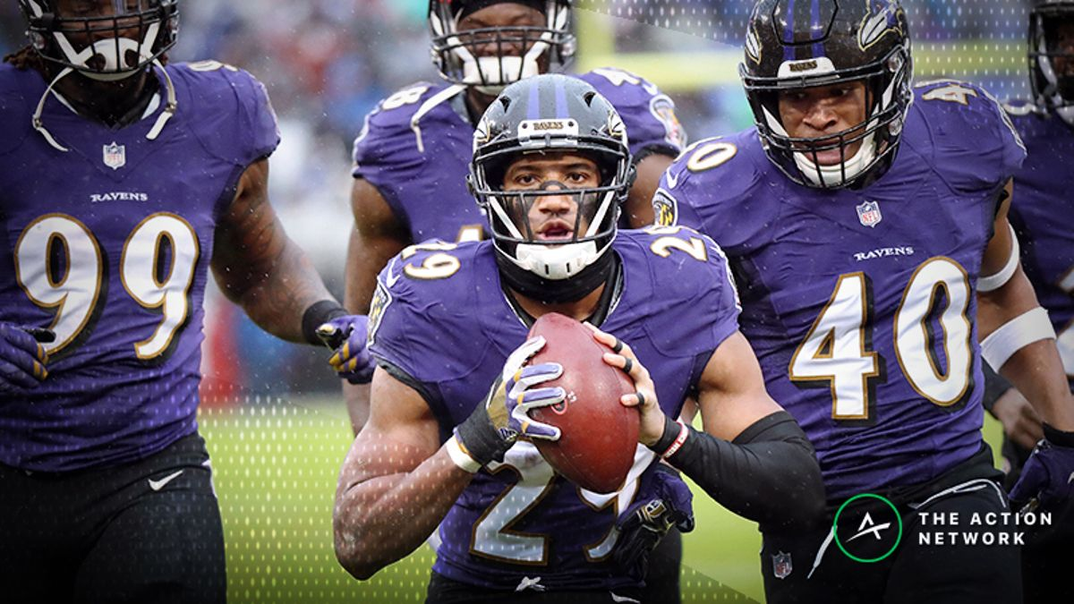 Ravens-Chargers Betting Odds: Sharp Money Driving Massive Line Movement article feature image
