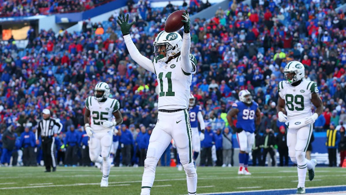 Robby Anderson Fantasy Football Rankings, 2019 Projections, Analysis, More article feature image