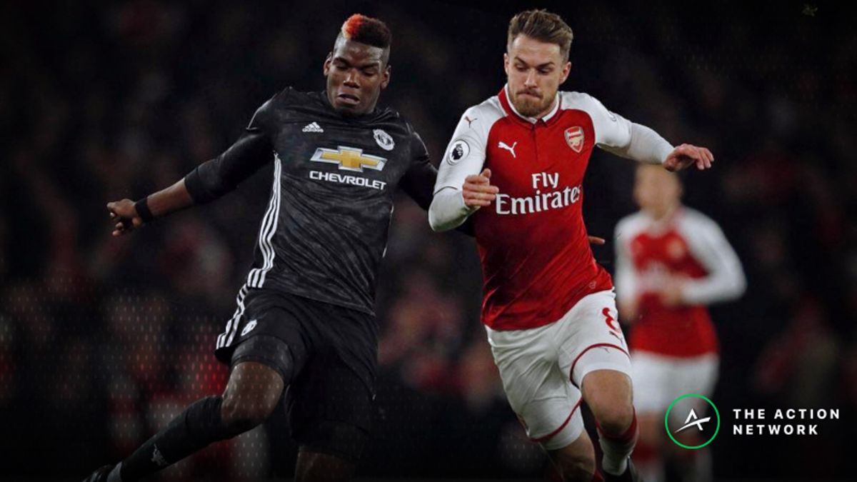 Premier League Wednesday: Will Manchester United Snap Arsenal's 19-Match Unbeaten Streak? article feature image