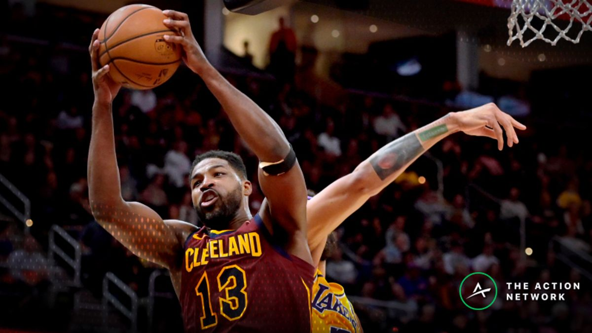 Monday's Best NBA Player Props: Betting Tristan Thompson Rebounds, More article feature image