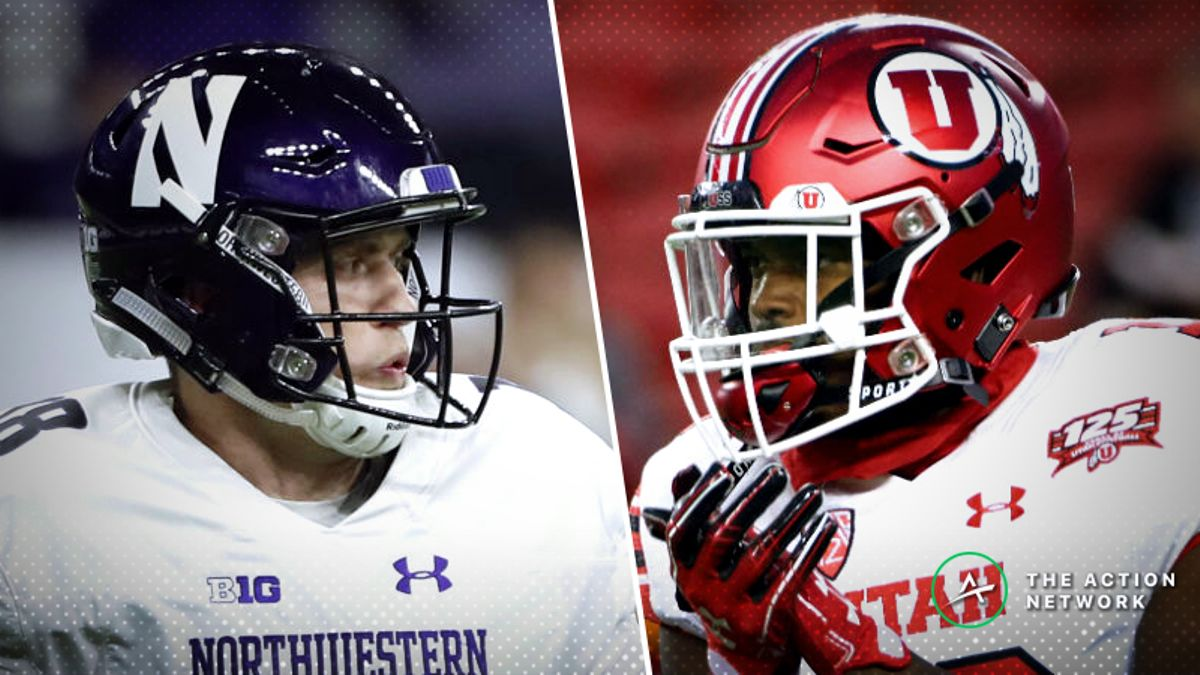 Northwestern-Utah Betting Guide: Two Overachievers Meet in 2018 Holiday Bowl article feature image