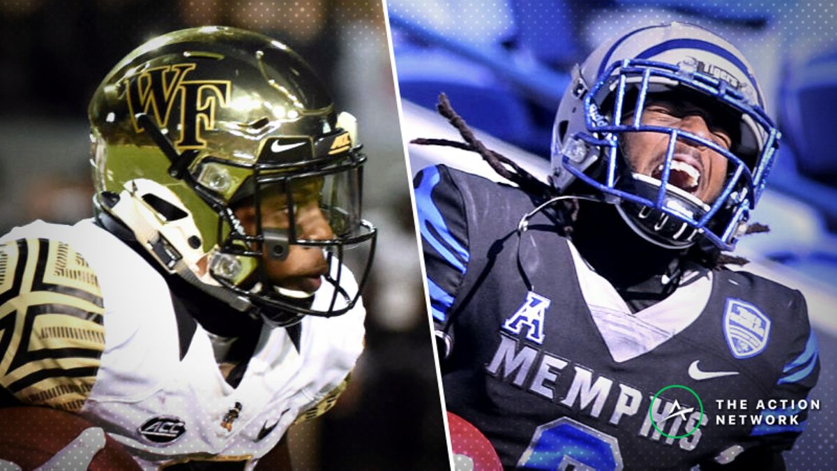 Wake Forest-Memphis Betting Guide: Each Team Missing Key Weapon For 2018 Birmingham Bowl article feature image
