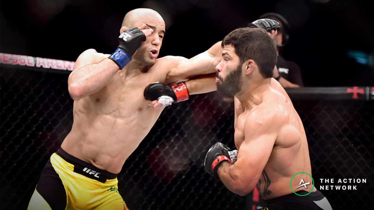 UFC Fight Night 144 Betting Guide: Can Marlon Moraes Defeat Raphael Assuncao in the Rematch? article feature image