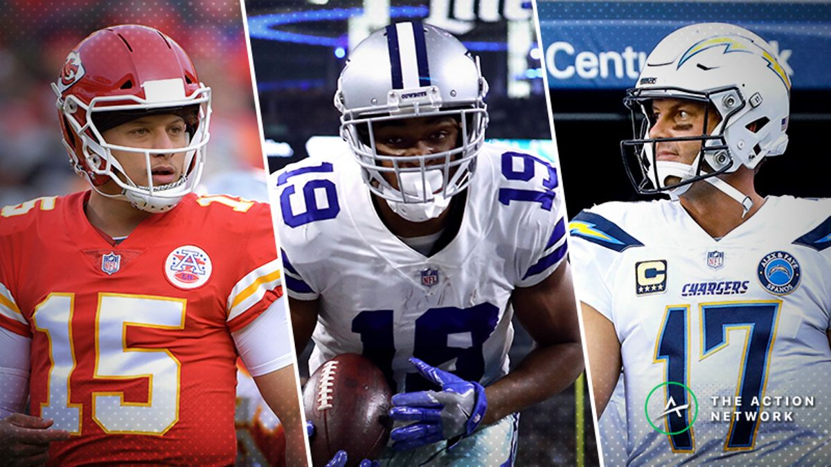 BlackJack's NFL Divisional Round Betting Preview: Picks For Every Game article feature image