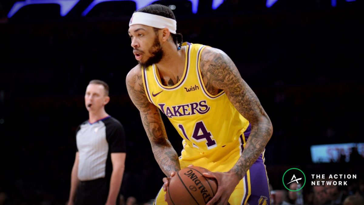Top NBA Betting Trends for 76ers-Lakers, Every Tuesday Game article feature image