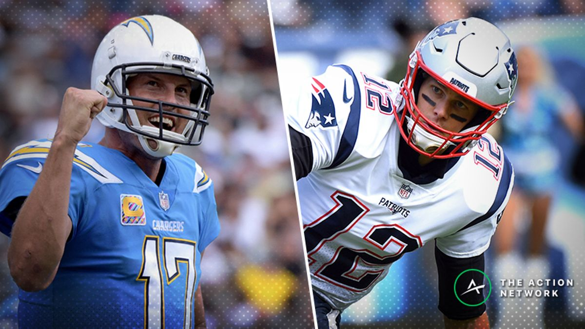 NFL Divisional Round Picks Straight Up: Experts like Chargers to Upset Patriots, More article feature image