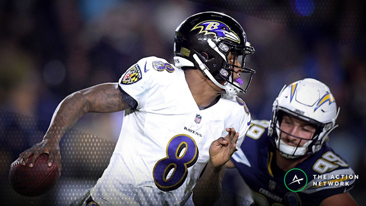 Schwartz: What to Expect in Chargers-Ravens and How I'm Betting It article feature image