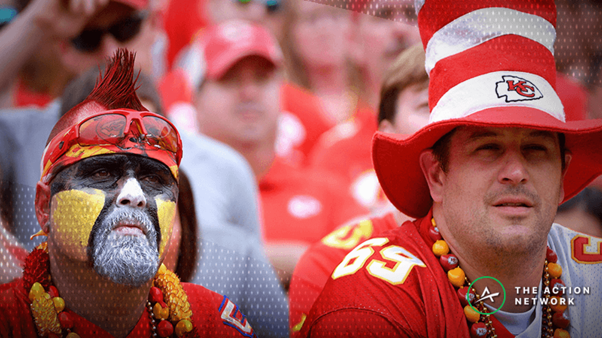 Can Chiefs Overcome Their Historic Playoff Struggles? article feature image