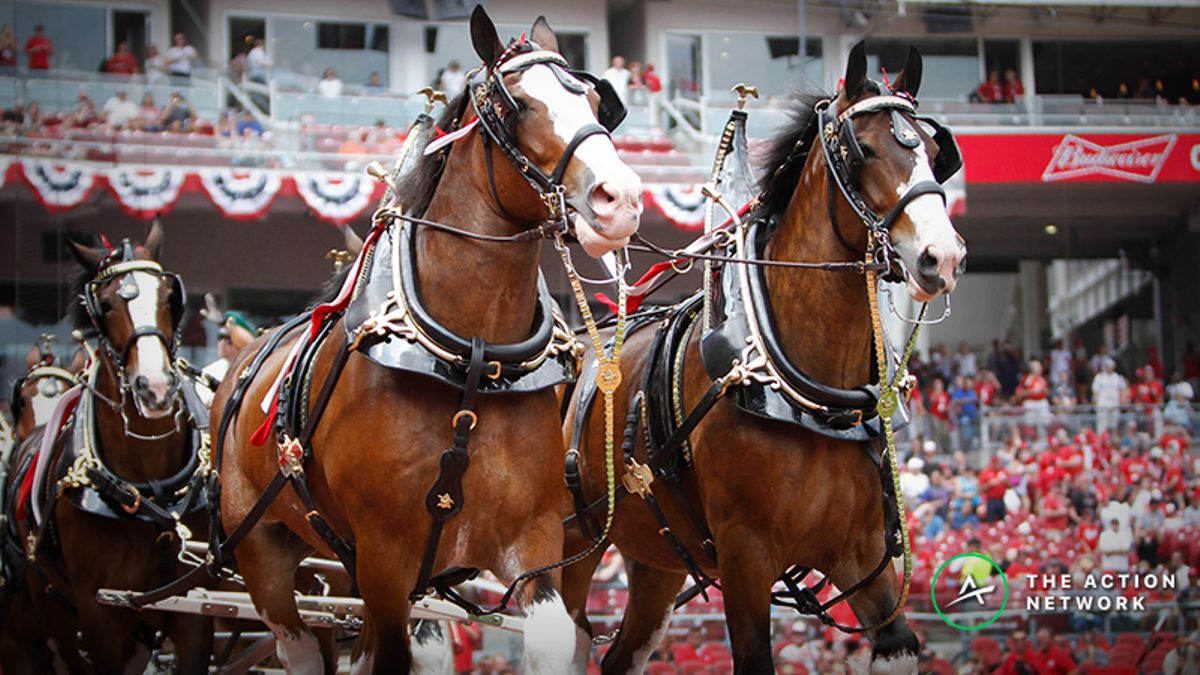 Freedman's Favorite Super Bowl 53 Commercial Prop: How Many Clydesdales in Budweiser Commercial? article feature image