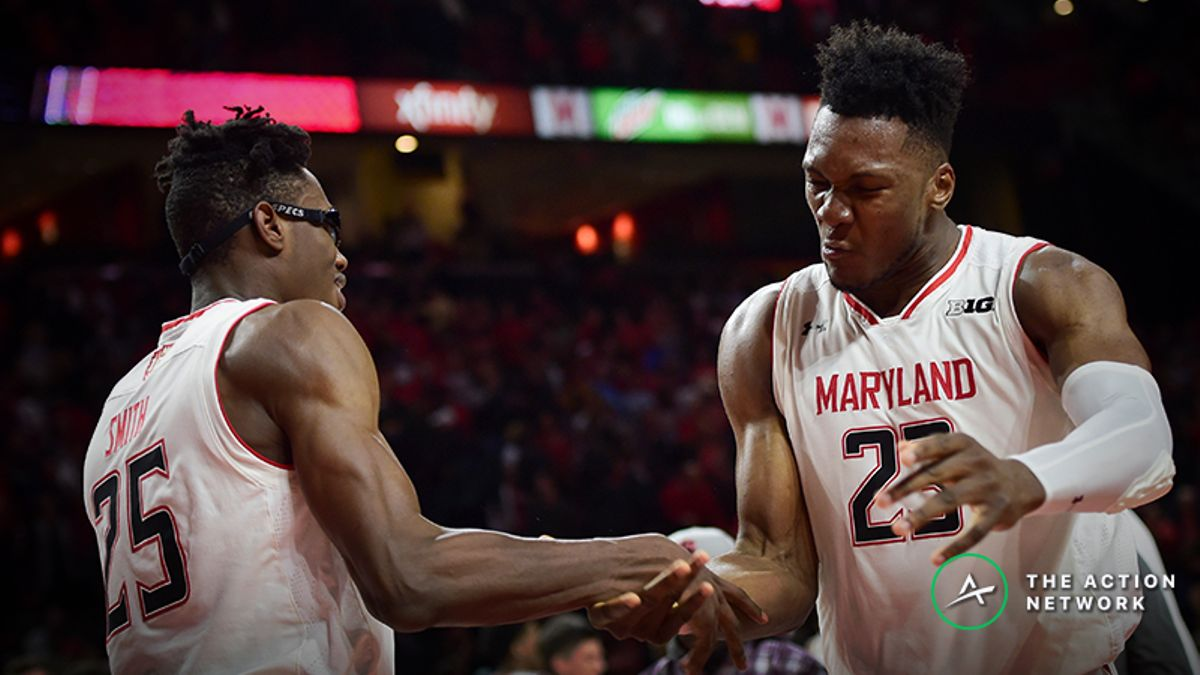 Tuesday College Basketball Betting Previews: Mississippi State-Alabama, Northwestern-Maryland article feature image