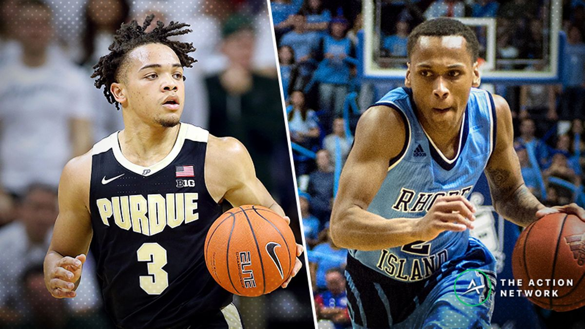 Wednesday's College Basketball Betting Previews: Purdue-Ohio State, VCU-Rhode Island article feature image
