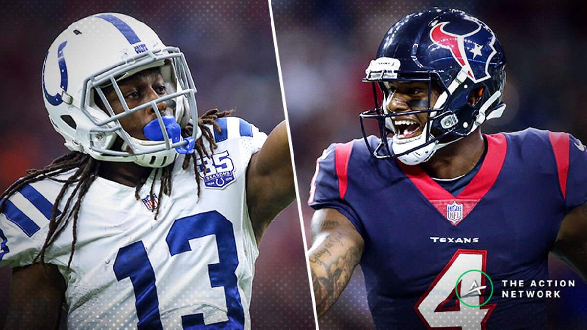 Colts-Texans Betting Preview: Will Indy Dominate in Houston Again? article feature image