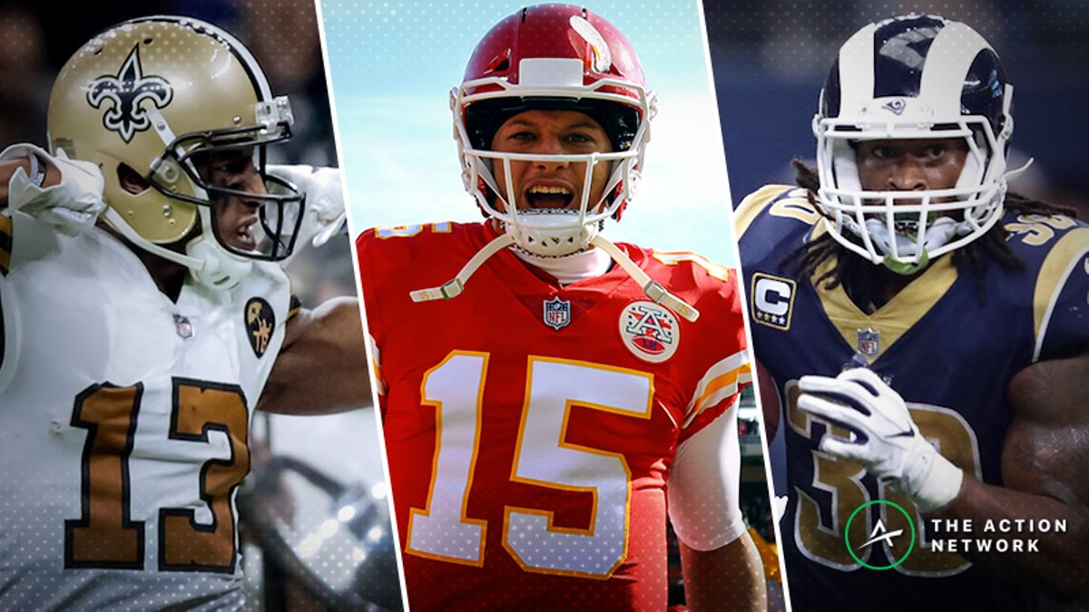 NFL Conference Championships: Scouting Every Offense, Key Matchups, More article feature image