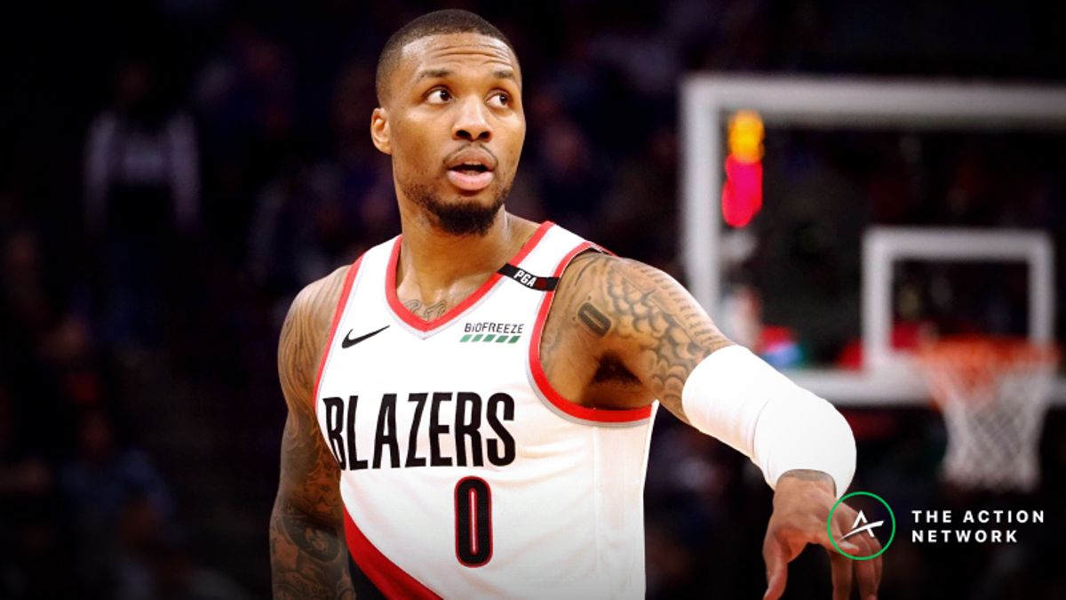 Top NBA Betting Trends for Blazers-Thunder, Every Tuesday Game article feature image