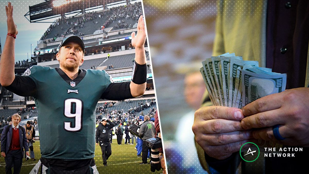 From $600 to $105K: Meet the 'Playoff Philanthropist' Who's Letting It All Ride on Philly article feature image