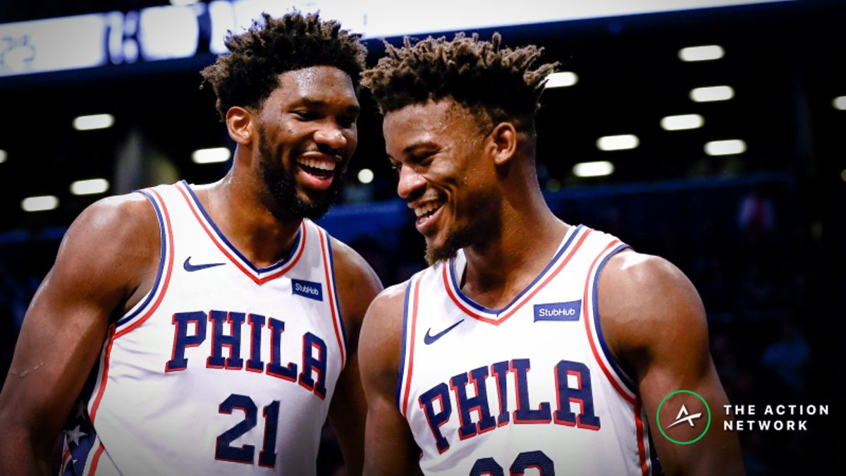 BlackJack: Maybe I'm Crazy, But I Kinda Like The 76ers to Win The Whole Damn Thing article feature image