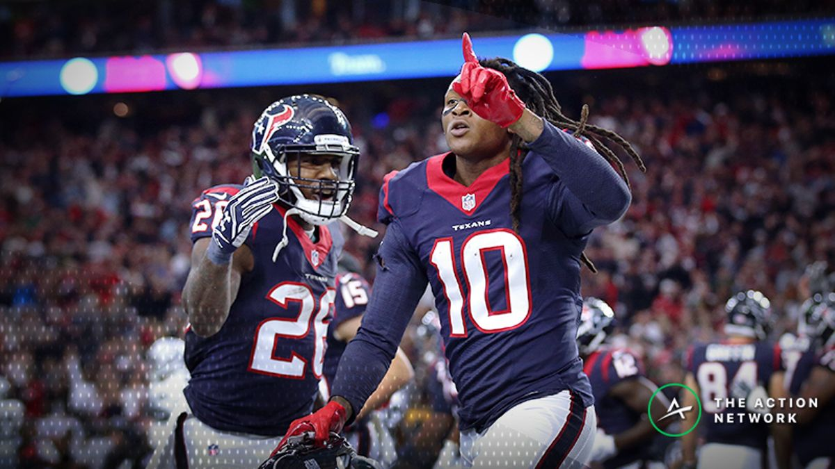 Wild Card Round Fantasy Football Half-Point PPR Rankings: Flex article feature image