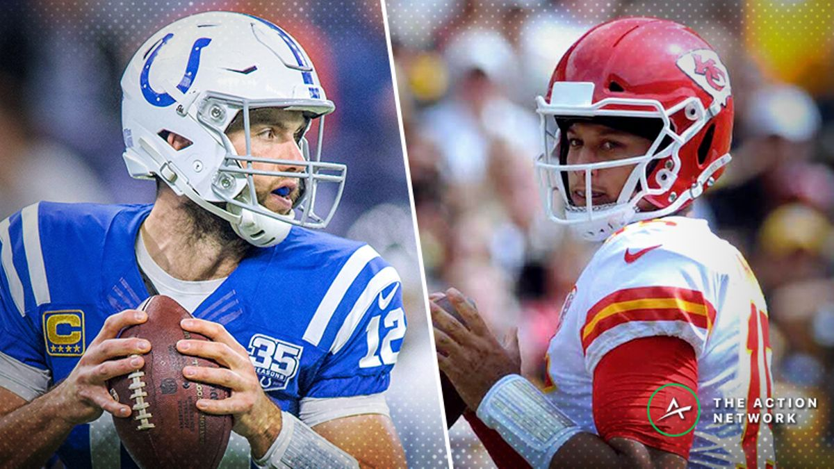 Divisional Round Fantasy Football Rankings: QB article feature image