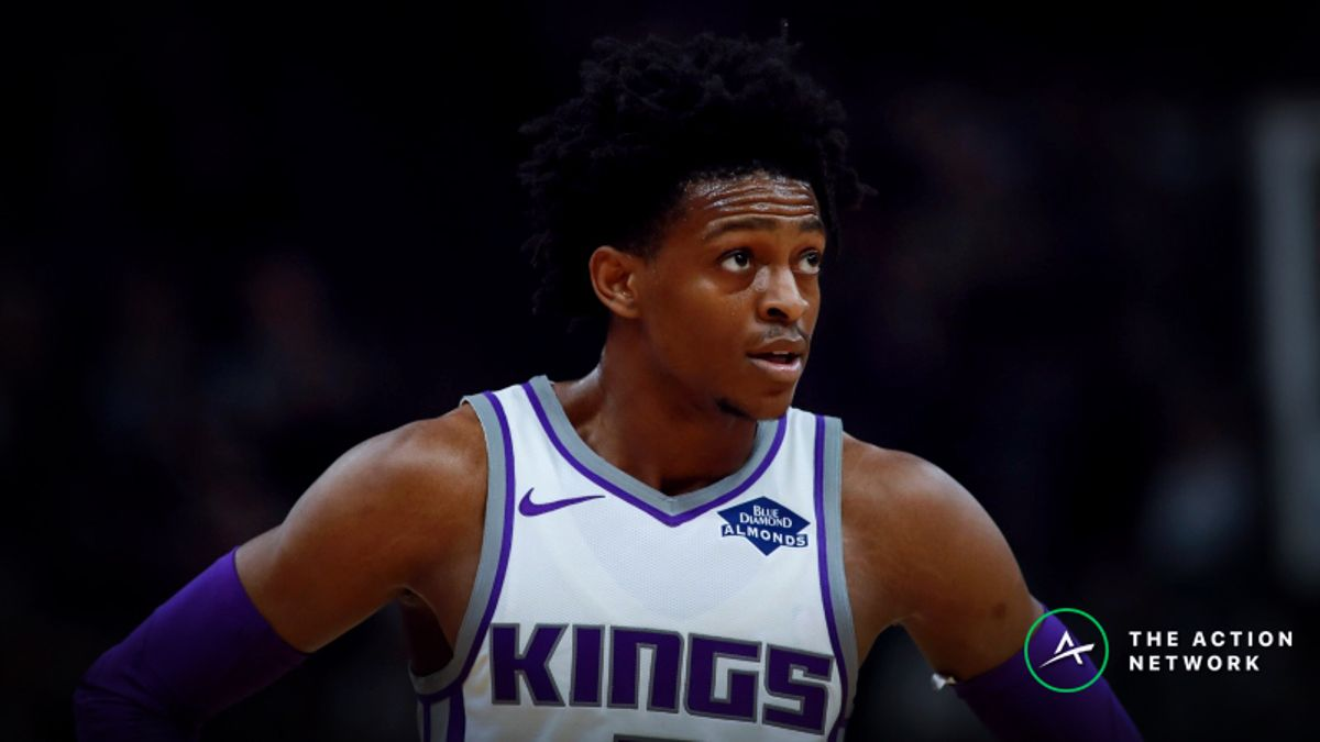 Top NBA Betting Trends for Kings-Hornets, Every Thursday Game article feature image