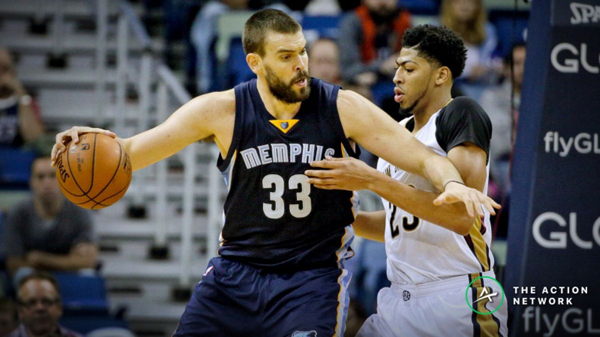 The Most Important Team in Anthony Davis Trade Scenarios Is … the Memphis Grizzlies article feature image
