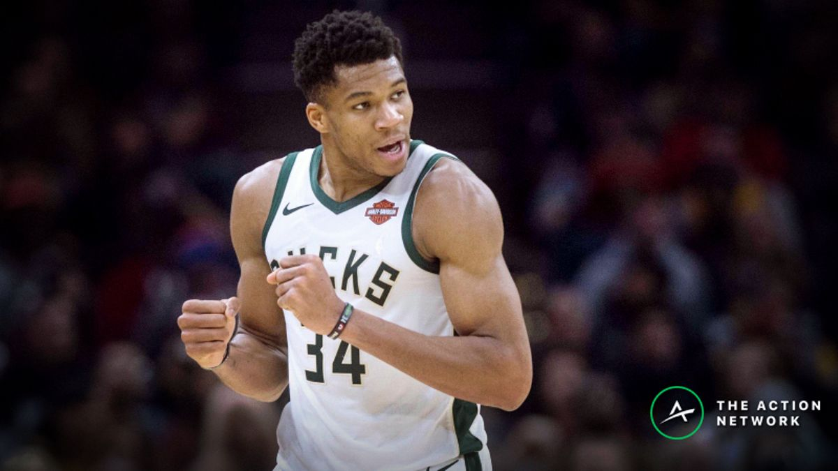 Top NBA Betting Trends for Hornets-Bucks, Every Friday Game article feature image