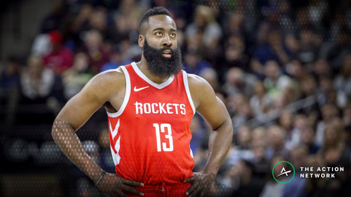 Nuggets-Rockets Betting Guide: Will Harden and Co. Continue Denver Dominance? article feature image
