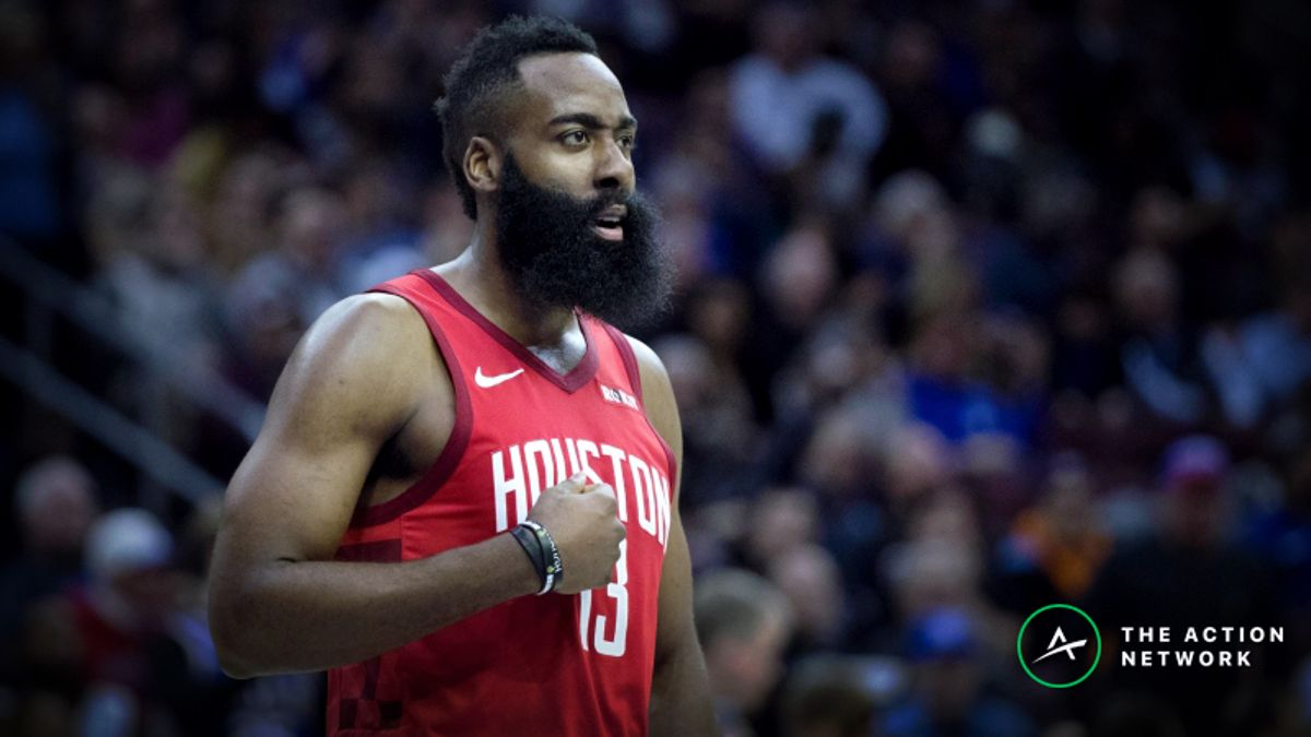 2018-19 Updated NBA MVP Model: The Race Is James Harden's to Lose article feature image