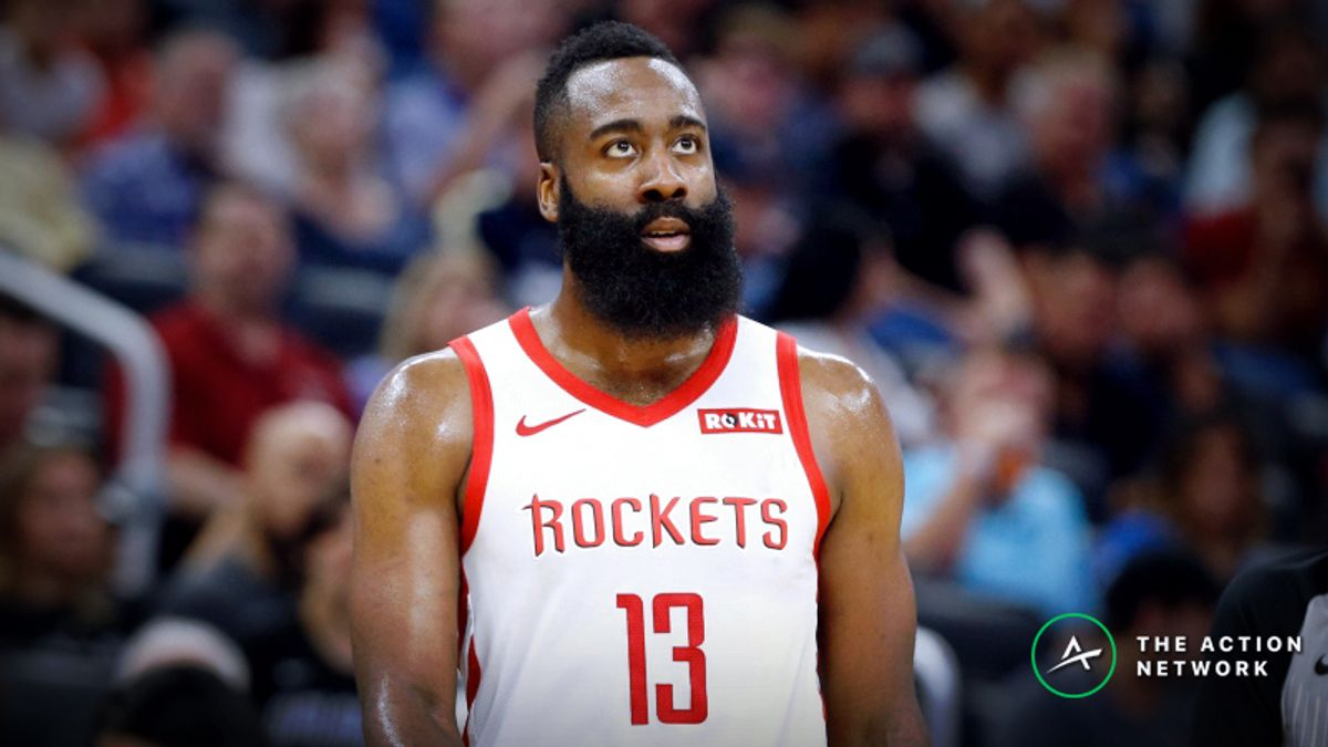 Top NBA Betting Trends for Lakers-Rockets, Every Saturday Game article feature image