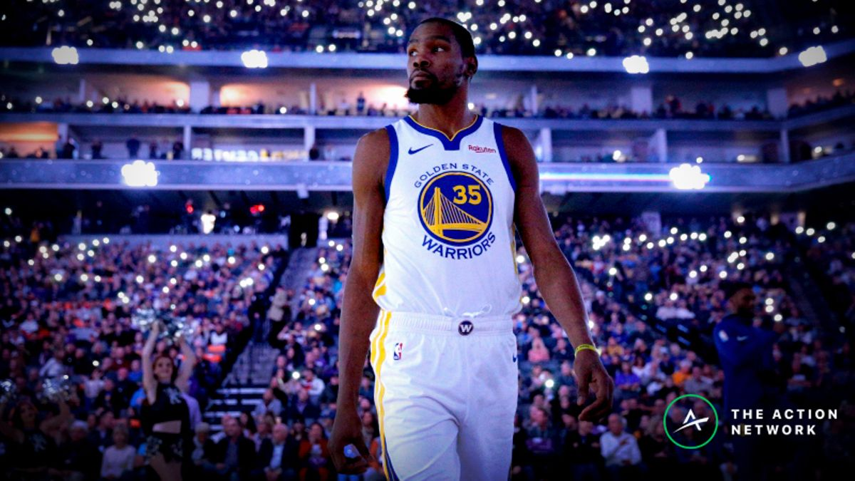 Top NBA Betting Trends for Warriors-Celtics, Every Saturday Game article feature image