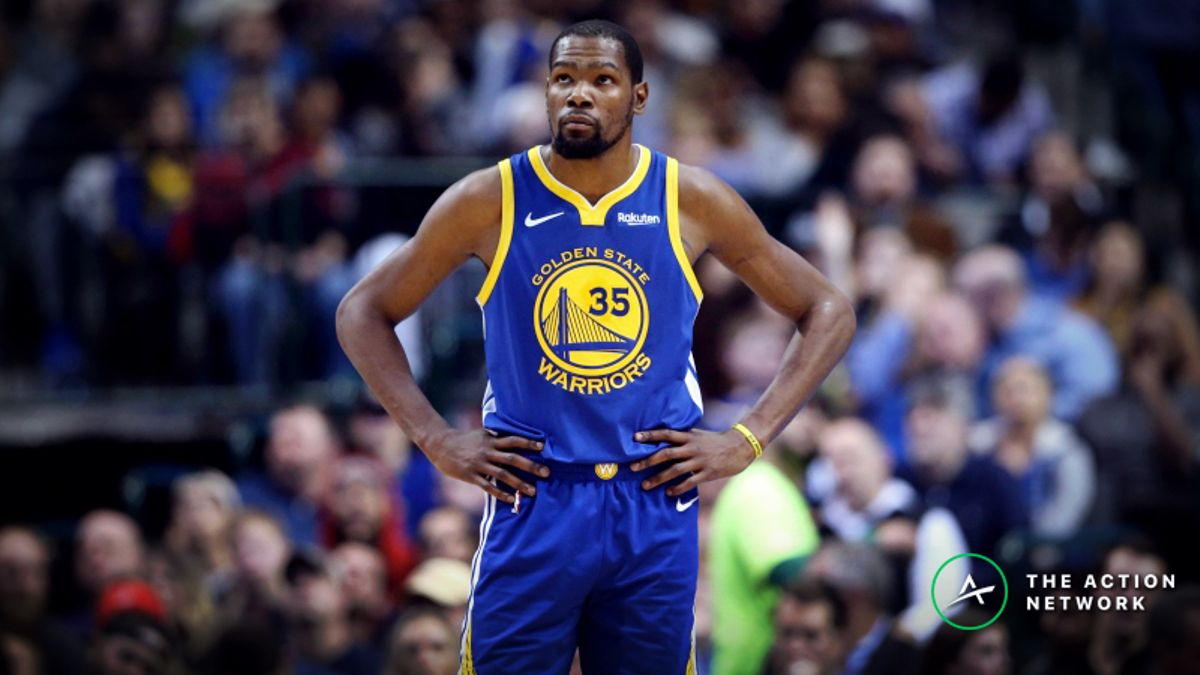 Warriors-Clippers Betting Guide: The Public Is All Over Golden State in DeMarcus Cousins' Return article feature image