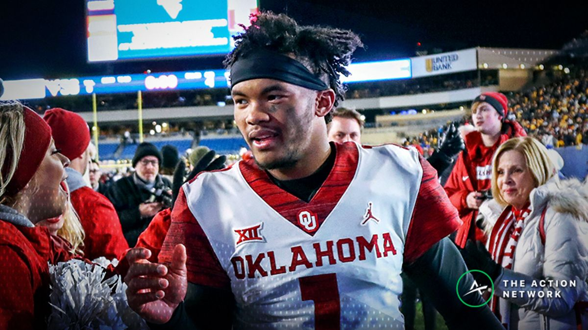 Kyler Murray Prop Bets for 2019 NFL Draft, Future in MLB, More article feature image