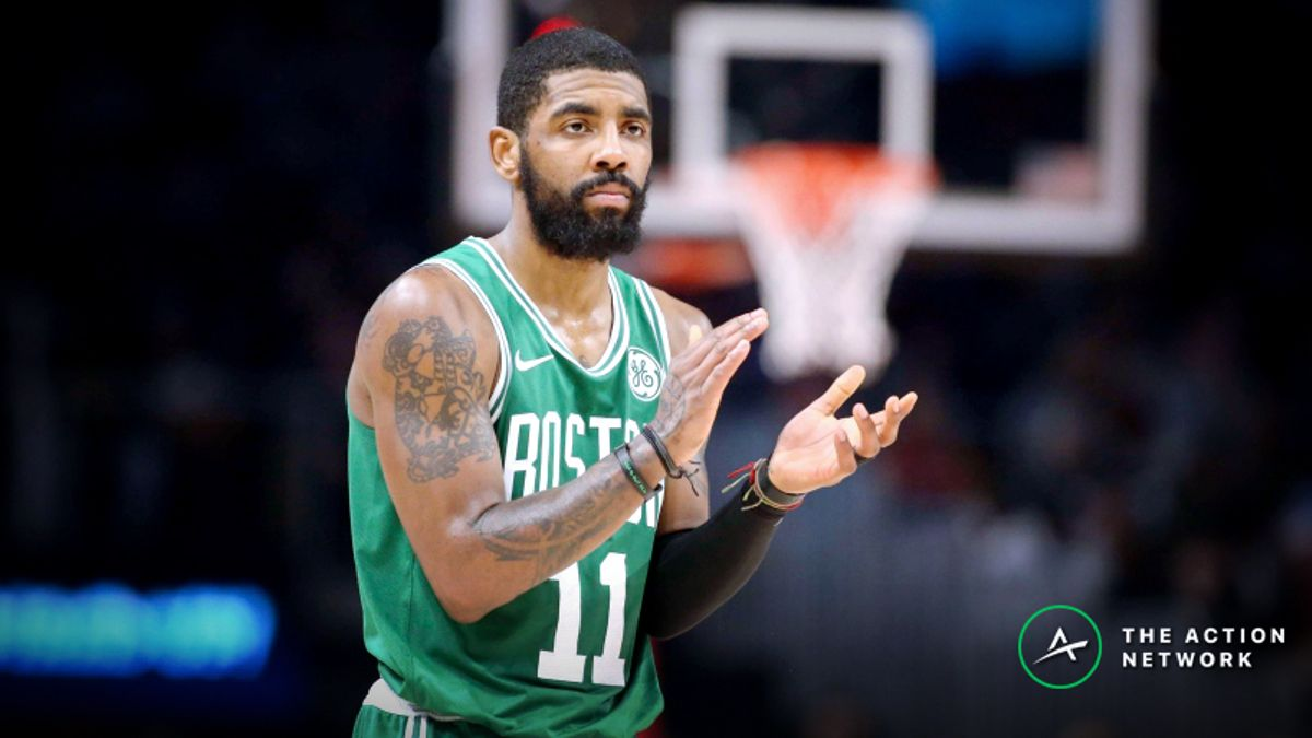 NBA Injury Report: Betting, DFS Impact of 76ers, Celtics Injuries article feature image