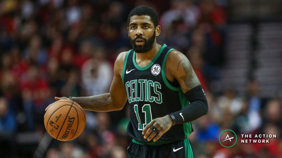 Raptors-Celtics Betting Guide: Will Boston Continue to Dominate ATS at Home? article feature image