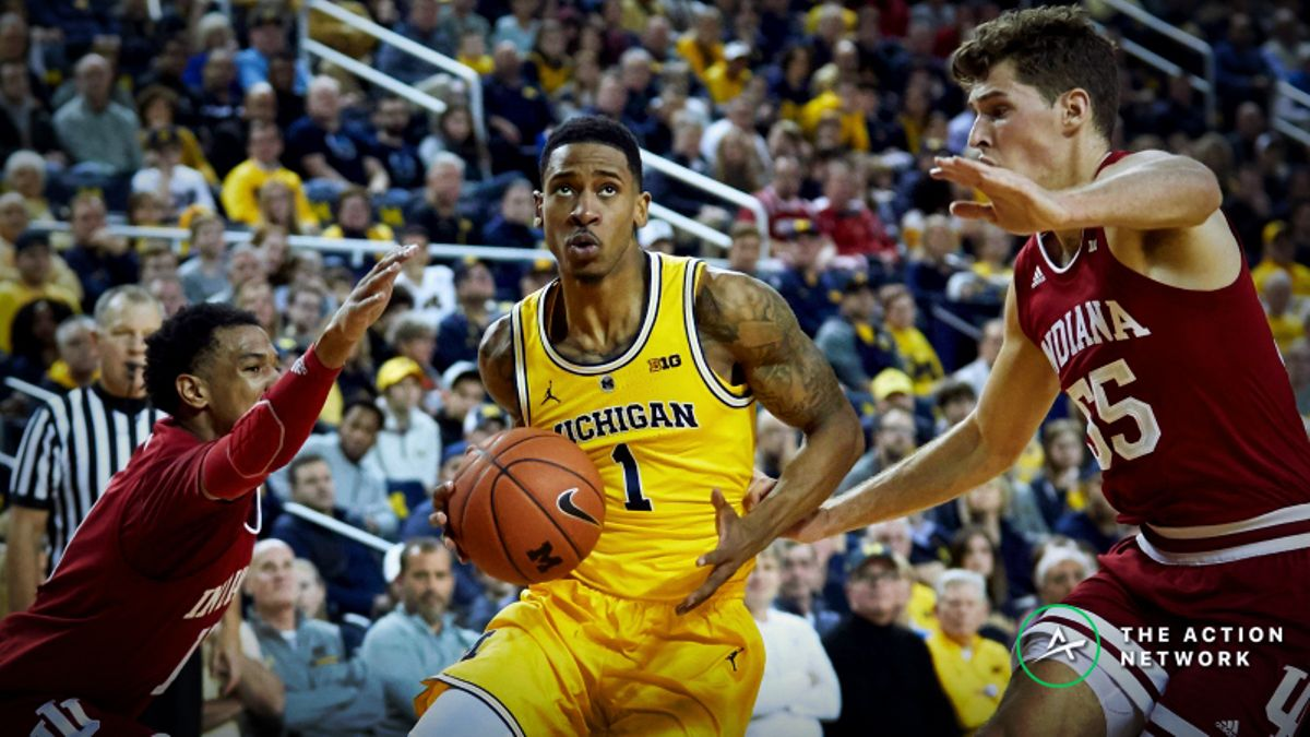 Top College Basketball Betting Trends for Buffalo-Kent State, Michigan-Indiana article feature image