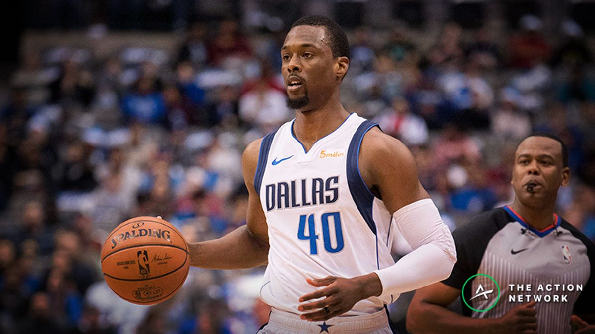 Thursday's Best NBA Player Props: Betting Harrison Barnes Points, More article feature image