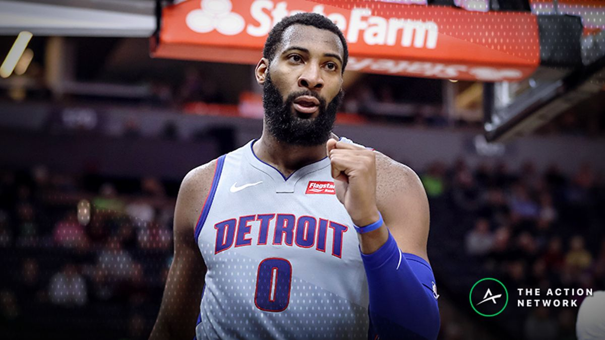 Freedman's Favorite Prop Bet (Jan. 1): Andre Drummond Points article feature image