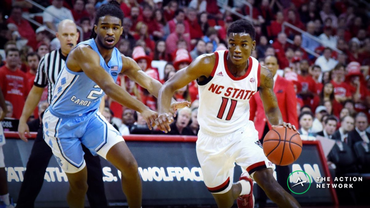 Top College Basketball Betting Trends for Thursday's Top 25 Games article feature image