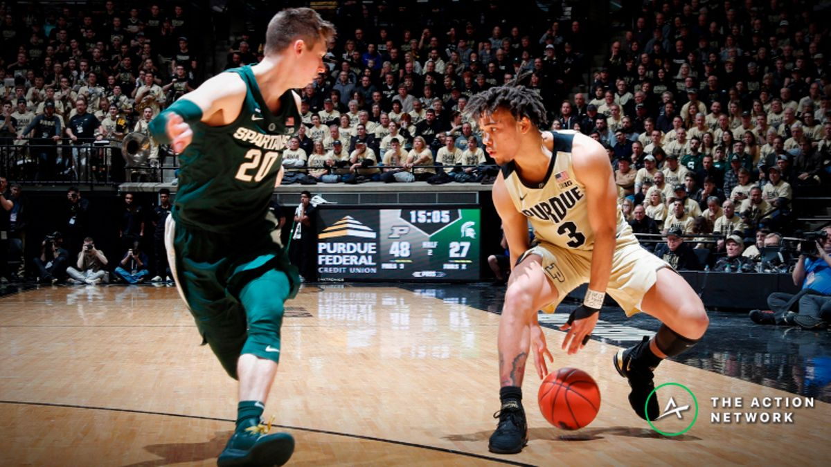 College Basketball National Championship Contenders: Purdue Enters Title Conversation article feature image