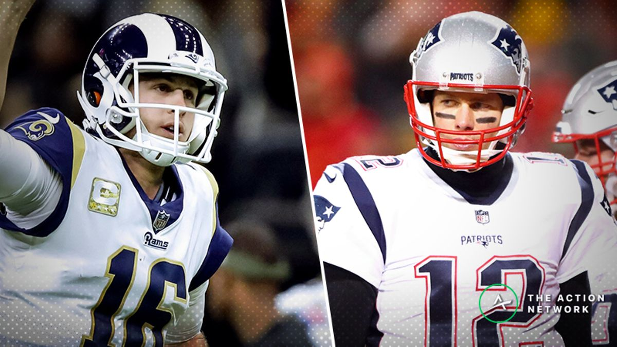 Super Bowl 53 Betting Odds: Rams-Patriots Opening Spread, Trends article feature image